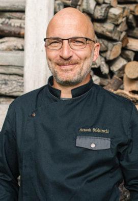 idas restaurant chef arnaud